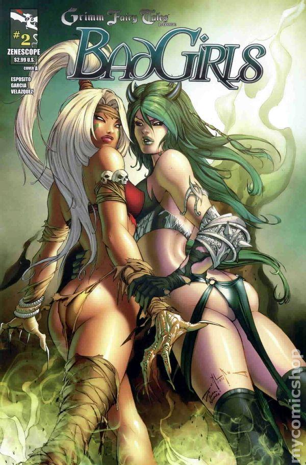 zenescope grimm fairy tales listGrimm Fairy Tales Bad Girls  2012 Zenescope  comic books TWU5Nd1t